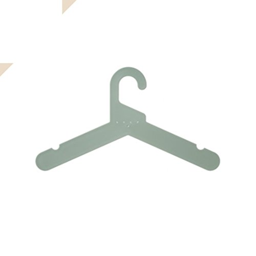hanger/ underwear storage hanging/Home Premium padded plastic hangers adults without clothing (Adult Storea)
