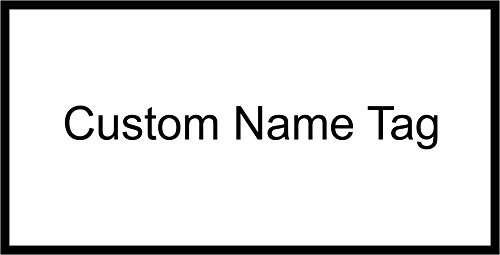 Personalized Name Tag - 1.5