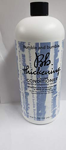 Bumble and Bumble Thickening Volume Conditioner 33.8 Ounce (New Packaging and New Formula)