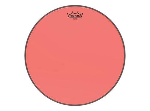 - Remo Emperor Colortone Red Drumhead, 16