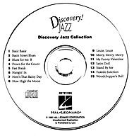 - Discovery Jazz Collection CD