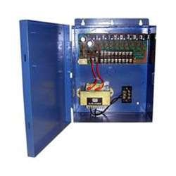 9 Camera 12VDC Fully-Regulated, Distributed Power Supply : DPS-12DC-9 9 Camera Regulated Distributed