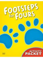 Packet Bob (Footsteps K4 Student Activity Packet 2nd Edition)