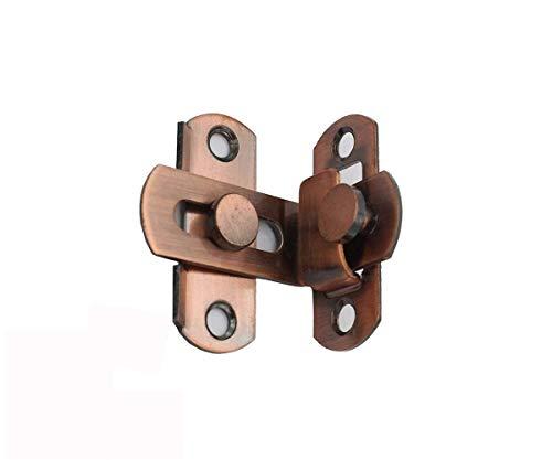 Stainless Steel 90 Degree Door Latch Door Lock Right Angle Lock