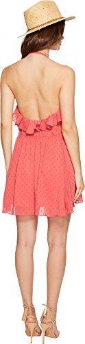 For Love & Lemons Women's Tarta Tank Dress, Flamingo, L by For Love & Lemons (Image #2)
