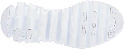 Reebok Vrouwen Zigpulse Rupsbandschoen White / Steel