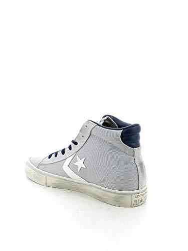 Sneaker Pro in 156799c Vulk Converse Grigio Grigio pelle invecchiato effetto UwfSUq