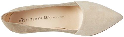 Peter Kaiser Damen Caren Pumps Beige (sand Suede Taupe Suede 618)