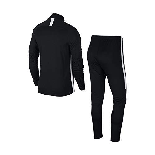 Dri Academy Nero black white 010 Tuta Medium Nike Uomo fit BAxndEqw