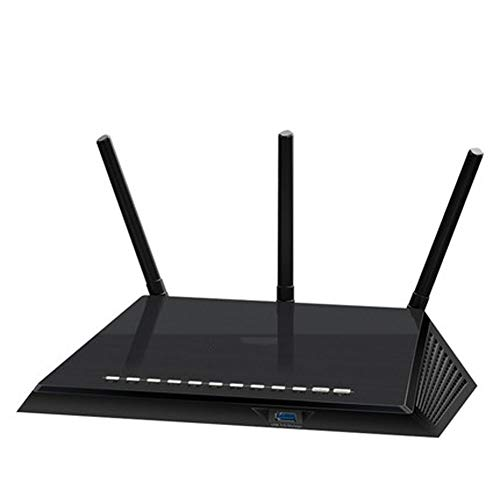 - PXYUAN Dual-Band Wireless Gigabit Router, Speed   Up to 1.3 Gbps, 256M Memory + USB3.0 + Dual core 800MHz CPU, MU-MIMO with OFDM Tech, Gamers Private Network, Game Radar for Server Connection