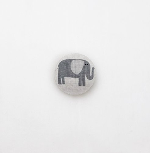 Furniture Four Drawer (Elephant Drawer Knob Pulls Set of 4 / Cabinet / Nursery / Wood / Handles / Room Decor / Furniture Accessories / Kid's Room / Safari)