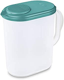 product image for Sterilite Beverage 1 Gallon Pitcher - Pack of 2