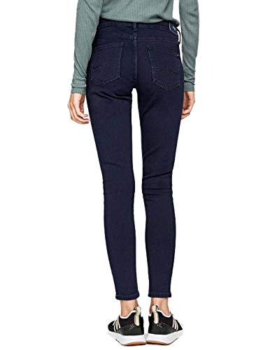 Medio Azul Pepe Jeans Mujer Vaqueros Pixie qwgIgX4