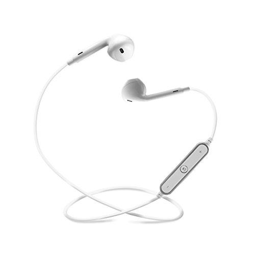 PLAY X STORE Wireless Bluetooth Headphone Sweatproof Sports Earhook Earbuds