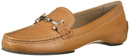 (Donald J Pliner Women's FILO-43 Driving Style Loafer, Fawn, 8 B US )