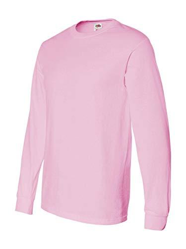 - Fruit of the Loom 5 oz.Heavy Cotton HD Long-Sleeve T-Shirt (4930) -Classic PI -S