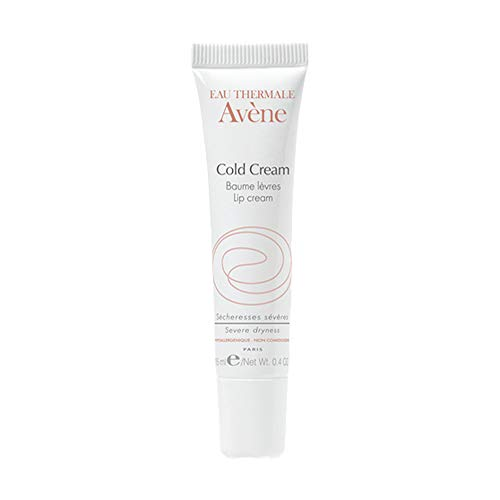 Eau Thermale Avène Cold Cream Lip Cream, 0.5 oz. (Avene Cold Cream)