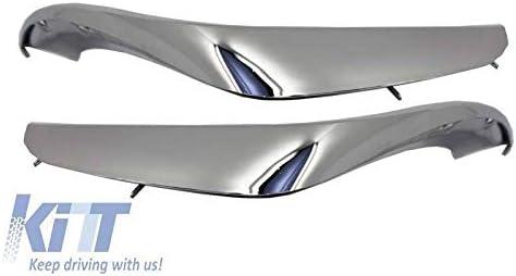 KITT fbflmbw222 Front Bumper Splitter Flossen AMG Design 2013
