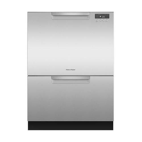 Fisher Paykel DD24DCTX9N Full Console Double DishDrawer (Fisher Paykel Dishwasher)