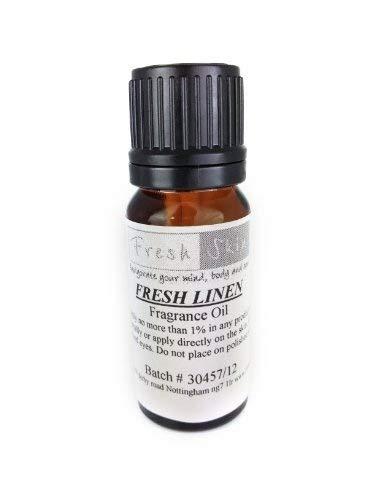 10ml Fresh Linen Fragrance Oil Authentic Oil Co