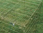 Panel Midwest 8 Container (Wiremesh Top For Exercise Pen)