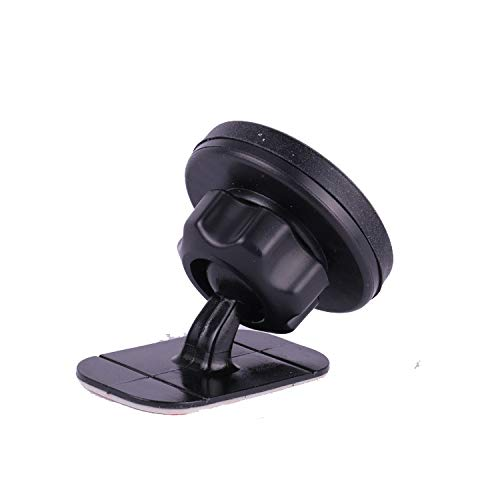 Magnetic Phone Holder Stick On Dash Mount with Authentic 3M Sticky Adhesive for Car, Kitchen, Bedside, Bathroom Tablets for Phones and GPS Units JUNTU