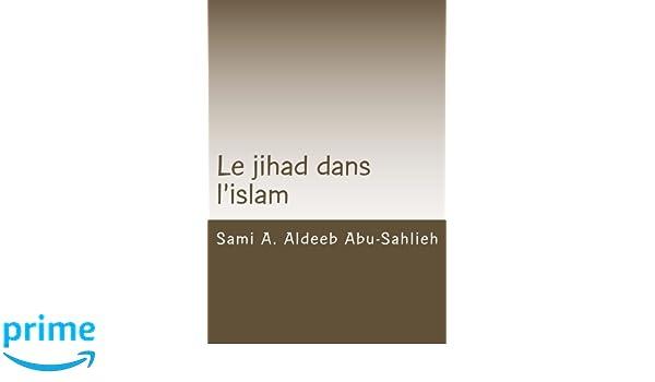Amazon com: Le jihad dans l'islam: Interprétation des
