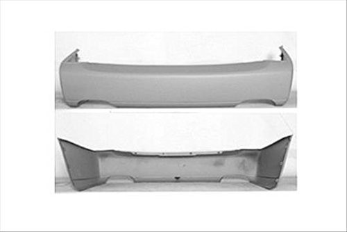 OE Replacement Cadillac Deville/Concours Rear Bumper Cover (Partslink Number GM1100601)
