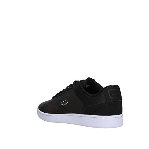 Nero 0010312 Sneakers 1 Bianco SPM 118 Endliner Lacoste Nero 41 dnXxqaPSq