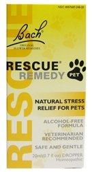 (BachFlower Essences Rescue Remedy Pet 20 Ml)