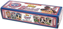 2006 Topps Baseball Hobby Factory Sealed Complete Set (Total of 659 Base Cards from both Series 1 & 2 + A 5-Card Rookie Variation Exclusive Bonus Pack!) - Sportscards - Trading Cards - Baseball Cards