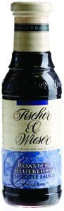 - Fischer & Wieser Sauce 12.5oz-15.75oz Bottle (Pack of 3) Select Flavor Below (Roasted Blueberry Chipotle Sauce 15.75oz)