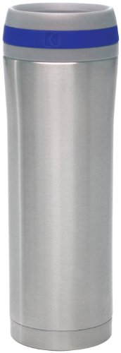 Chantal SL92-T 15-Ounce Travel Mug, Stainless -