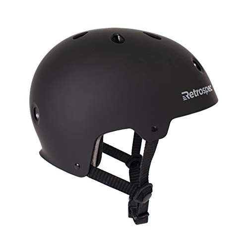Retrospec CM-2 Bicycle/Skateboard Helmet for Adult CPSC Certified Commuter, Bike, Skate