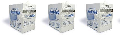Polyair Handi-Pack HPS12 Durabubble Bubble Cushion Dispenser Style Box, 12'X 175', 3/16' Thickness