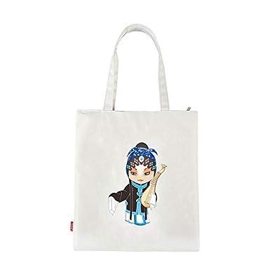 75096f9e8b Amazon.com: new fashion waterproof canvas tote bag vierge women small bag  lady minaudiere canvas bag versatile mink handbags Color JJRW-011: Shoes
