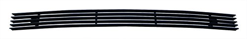 MaxMate 97-98 Ford Expedition/F150 2WD Lower Bumper 1PC Replacement Black Billet Grille Grill Insert (Ford Expedition Grille Insert)