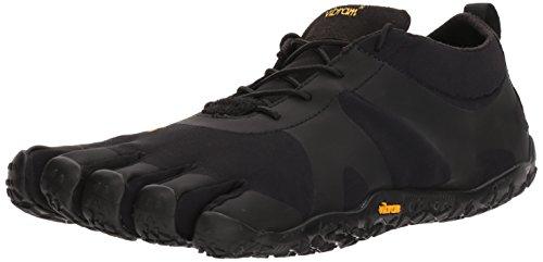 Vibram Men's V-Alpha Hiking Shoe, Black, 45 EU/11.0-11.5 M US D EU (45 EU/11.0-11.5 US - Black Alpha