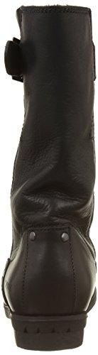 Biker Mxco Women's Black Daisy by Palladium 315 Boots Black PLDM awqO4X