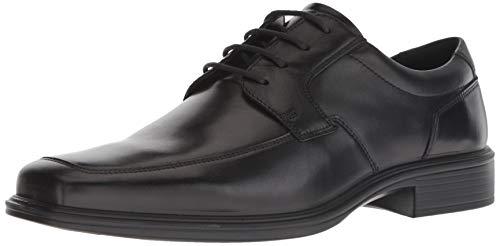 ECCO Men's Minneapolis Apron Toe Tie Oxford Black 43 M EU (9-9.5 ()