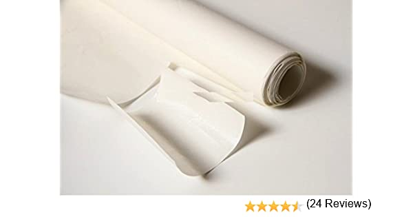 FLISELINA papel Termoadesiva BIADESIVA en caliente 1Mt X 52 cm ...