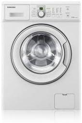 Samsung WF0800NCE - Lavadora (Independiente, Carga frontal, Blanco ...