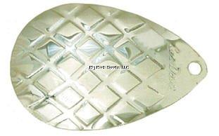 Luhr  Jensen 3760-005-0001   5 Jack-O-Diamonds Flex-i-Troll, Nickel
