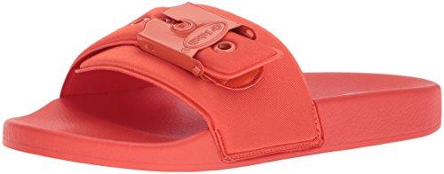 El Dr. Scholls Mujeres Og Pool Slide Slide Sandal Peppers