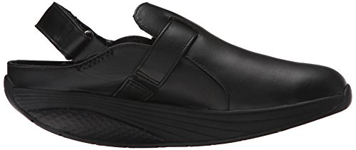 shopping online with mastercard MBT Men's Flua Work Shoe Black free shipping new styles tzJbIw5