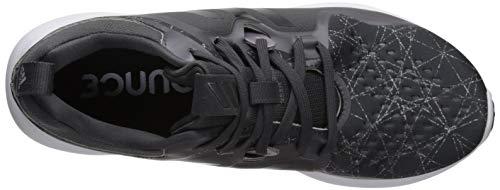 adidas Women's Edgebounce Grey/Black/White 5.5 M US by adidas (Image #8)