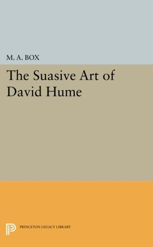 Download The Suasive Art of David Hume (Princeton Legacy Library) ebook