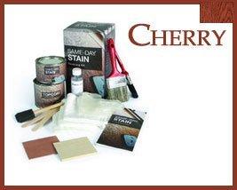 Therma Tru Cherry Same-Day TM Stain Finishing Kit