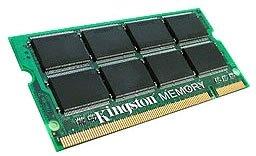 (Kingston KVR533D2S4/256 256MB Non-ECC SO DIMM 200-Pin DDR II ValueRAM Memory)