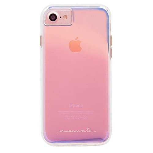 Case-Mate iPhone 7 Case - NAKED TOUGH - Protective Design for Apple iPhone 7 and iPhone 6 - Iridescent